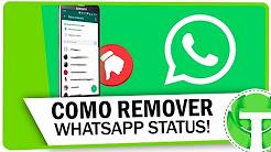 remover whatsapp status usar wwhatsapp