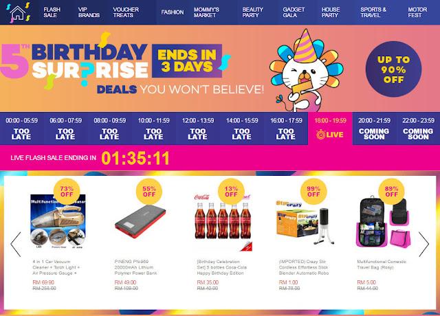 lazada discount coupon indonesia