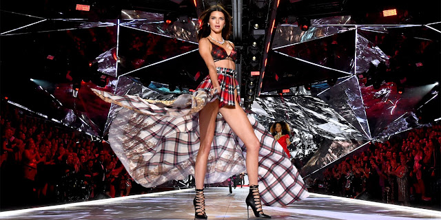 Disfruta del Victoria's Secret Fashion Show 2018