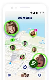 melacak nomor handphone menggunakan aplikasi zenly locater