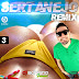 CD SERTANEJO REMIX VOL 3