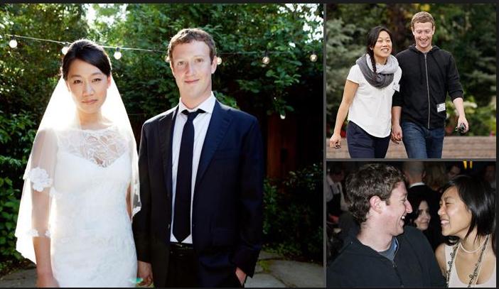 Facebook Boss Mark Zuckerberg And Wife Priscilla Expecting