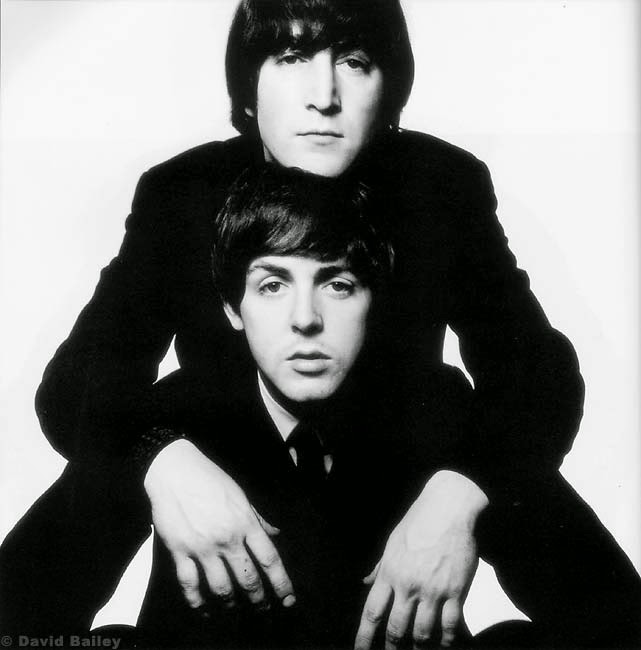 True Music Facts Wednesday: TMFW 44 - John and Paul, (Almost