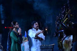 Actress Nayanthara Pos in Dora Movie  0015.JPG