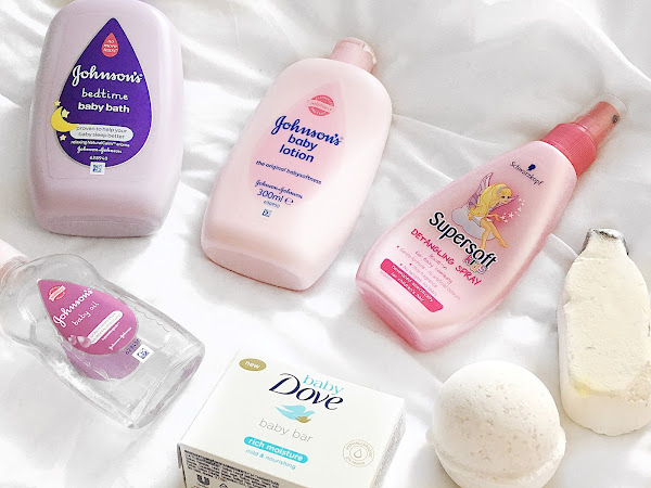 baby beauty for sensitive skin.