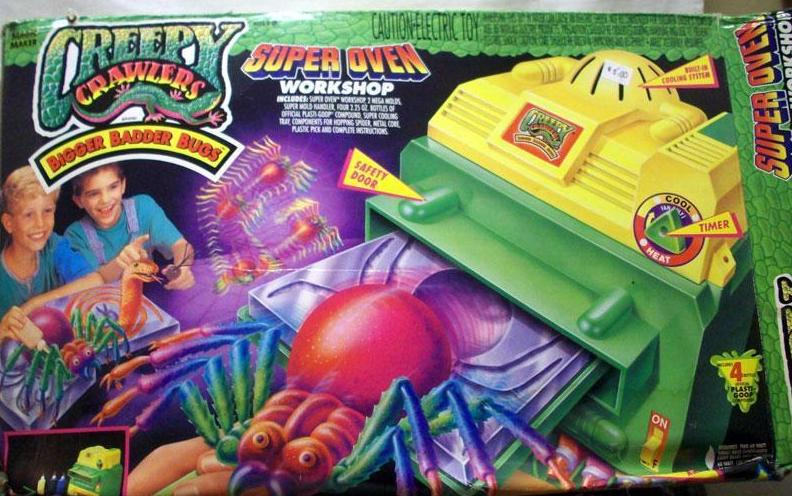 Nothing But Cartoons Creepy Crawlers The Night Of The