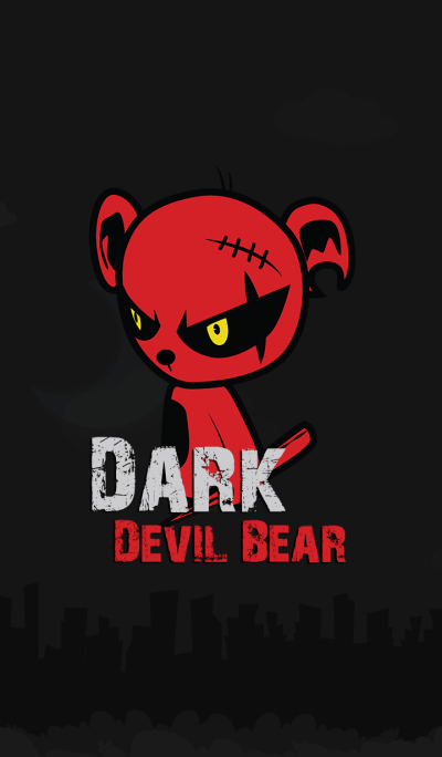Dark Devil Bear