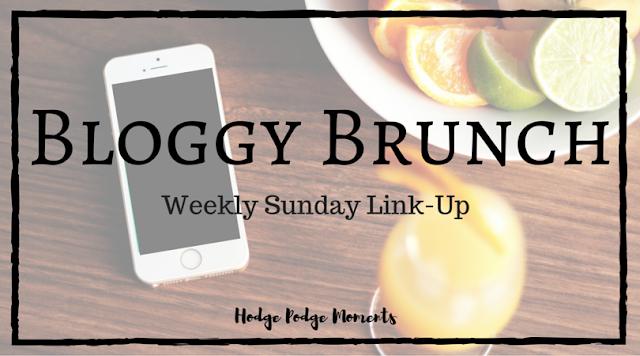 Bloggy Brunch #25