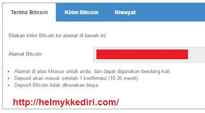 Cara Nambang Bitcoin Lewat PC7