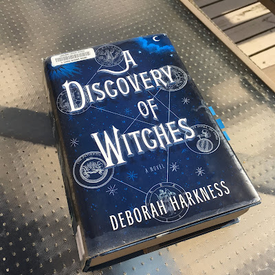 Two Hectobooks | A Discovery of Witches by Deborah Harkness