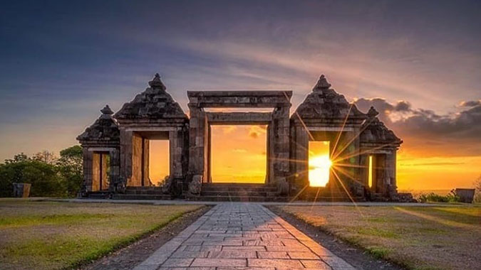 Image result for ratu boko