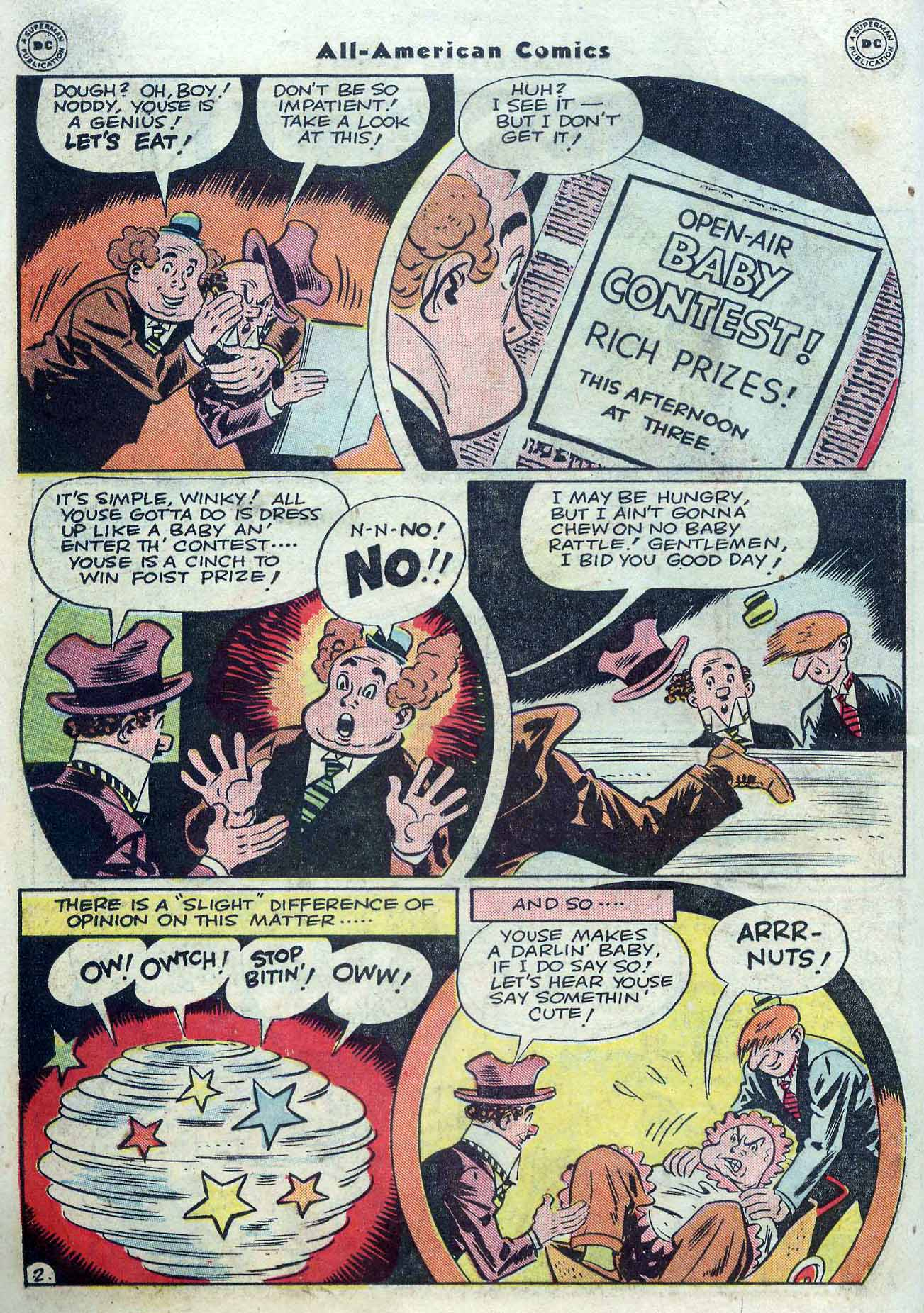 Read online All-American Comics (1939) comic -  Issue #76 - 18