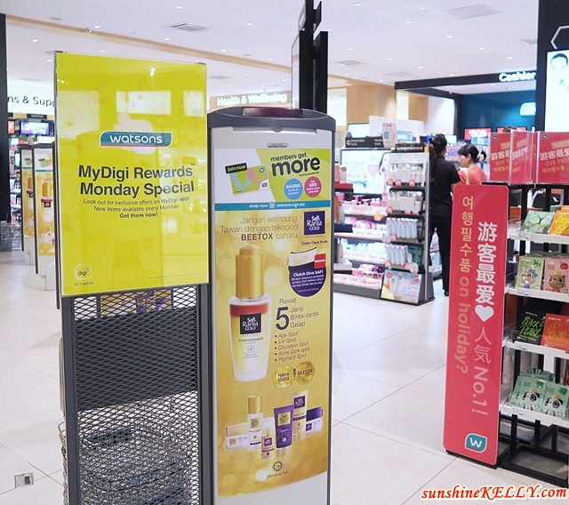 Watsons & MyDigi Rewards Monday Superdeals