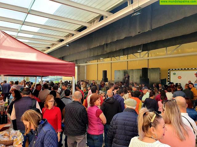 Mercadillo de Barlovento abre sus puertas este domingo