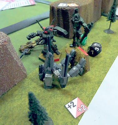 Convention Game: Meka Tac - GSRE at Cold Wars! AlmostDeathOfBrian02