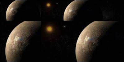 Planeta similar a Terra com vida extraterrestre inteligente e desenvolvida