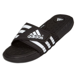 01a06bafb Support your feet on a cushion of clouds with the comfort of the adissage  SC from adidas. UPPER  Adjustable synthetic upper. MIDSOLE  Super soft  SuperCLoud ...