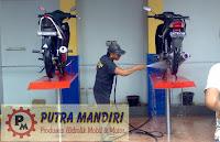 Konsumen Hidrolik Motor