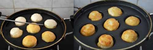 South Indian Style Curd Vada
