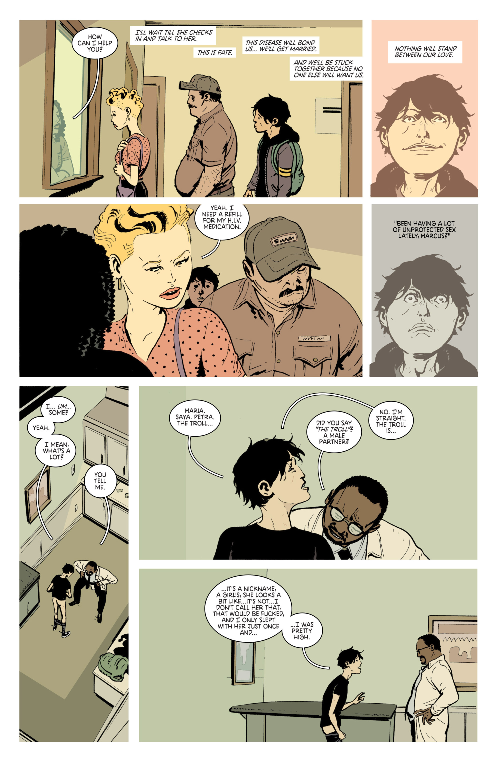 Read online Deadly Class comic -  Issue # _TPB 3 - 94