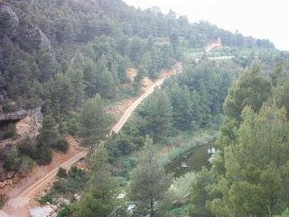 carretera acceso, Beceite, Beseit, 4
