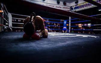 Derrota en el boxeo profesional