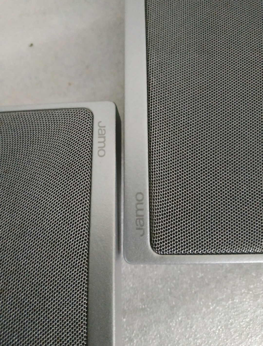 Jamo A500 flat speakers IMG_20190605_123114