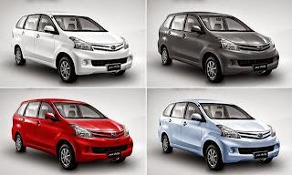 harga sewa mobil all new avanza Semarang