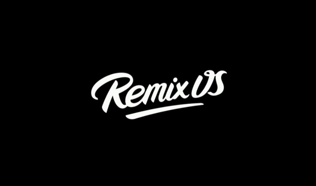 Remix OS beta Bootscreen