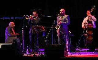 Noche de lleno total en el segundo día del Festival de Jazz de Campeche - México / stereojazz