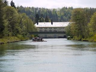 Wasserkraftwerk Höllriegelskreuth