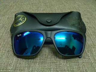 c33800f8dd7 Vintage Bausch   Lomb Rayban Sunglasses  (SOLD)Ray Ban Cats 3000 G ...