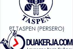 Lowongan Kerja BUMN PT Taspen Terbaru Januari 2019
