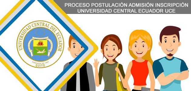 POSTULACIÓN UNIVERSIDADES ECUADOR 2017 PROCESO DE ADMISIÓN WWW.SERBACHILLER.EC JULIO AGOSTO