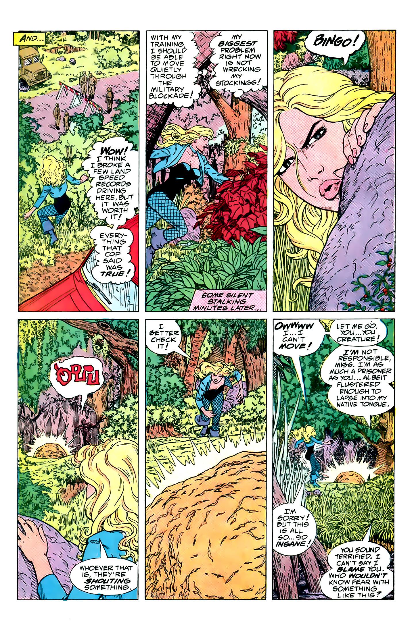 Read online Secret Origins (1986) comic -  Issue #32 - 19