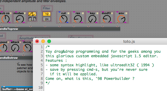 DJ Crontab: Building a HTML5 Control Surface for Ableton