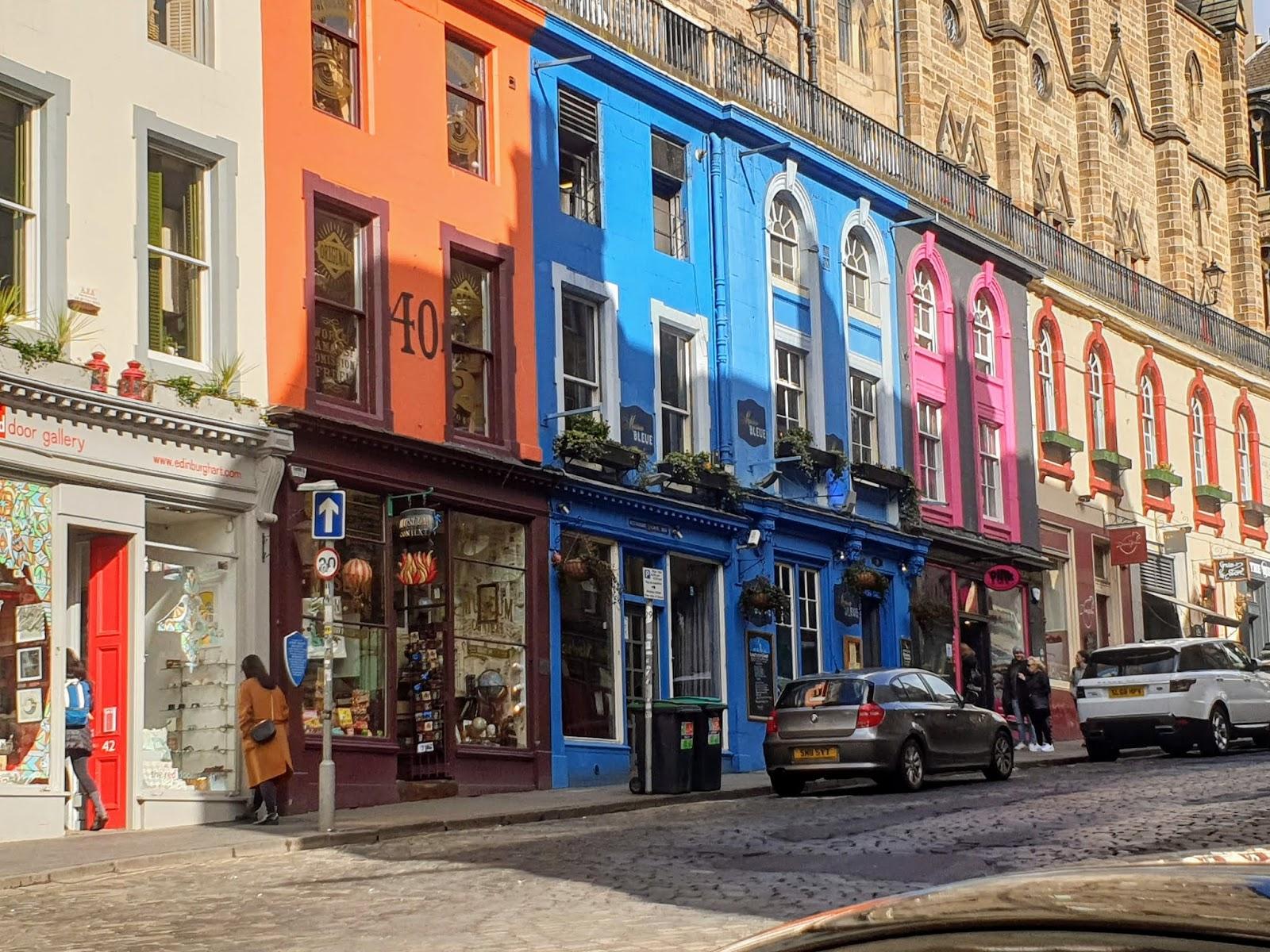 victoria steet Edinburgh