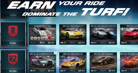 Racing Rivals Mod Apk for Android
