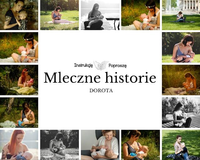 Mleczne historie - zdjęcie tytuowe