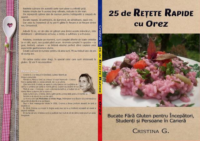Carti de Retete Simple cu Orez de Cristina G.