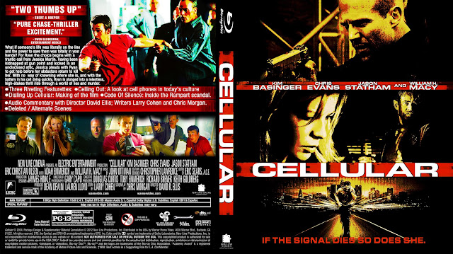 Cellular Bluray Cover