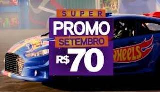 Promoção Beto Carrero World Setembro 2018 Passaporte 70 Reais