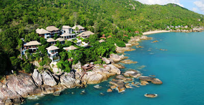 The Kala Samui, between Chaweng and Lamai