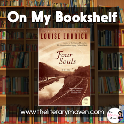 In Four Souls by Louise Erdrich the main character seeks restitution from and revenge on the lumber baron who has stripped her reservation. But revenge is never simple, and her intentions are complicated by her dangerous compassion for the man who wronged her. Read on for more of my review and ideas for classroom application.