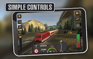 Train Driver 2018 MOD APK by Ovidiu Pop (Unlimited Money) v1.3.0