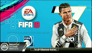 Game Fifa 2014 Mod Fifa 2019 Ppsspp For Android