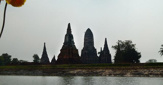 Ruins of old Ayutthaya