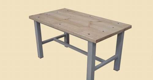 Como hacer una mesa o mes n de trabajo explico f cil explico facil - Hacer una mesa de trabajo ...