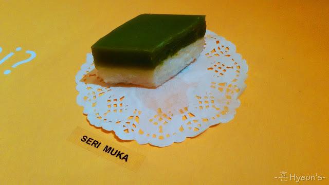 seri muka wonderfood museum penang