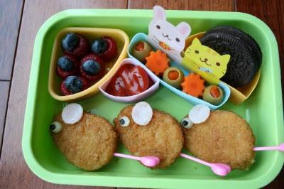 Cute lunchbox idea